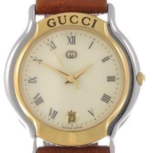 Men's Vintage Gucci Watch